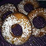 recette Donuts à la crème de citron