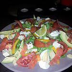 recette salade complète océane