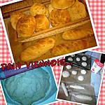 recette petits pains viennois... mon petit dej' préferé!