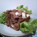 recette Cake farine de seigle, saveurs basques