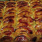 recette Feuilleté aux pommes