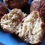 recette Muffins malibu - coco