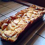 recette Clafoutis facon cake aux pommes