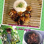 recette rougail boucané et saucisse au baba figue