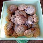 recette Cookies (recette américaine)
