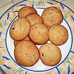 recette The cookies!!