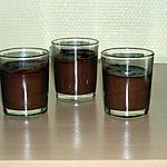 recette Mousse au chocolat rapide et légère