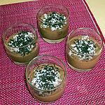 recette délicieuse mousse au chocolat très facile à faire
