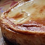 recette Cheesecake à la pomme & gelée de verveine