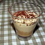 recette Tiramisu à la confiture de lait