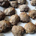recette Petits biscuits à l'ananas