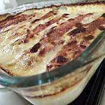 recette Cannellonis de jambon aux poireaux