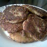 recette Galette de pommes de terres