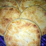 recette Mini galettes de semoule (kesra algérienne)