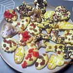recette Petits gâteaux de noël. ( Bredele ).