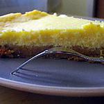 recette Cheesecake aux canistrellis et au limoncello