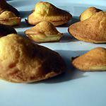 recette la madeleine