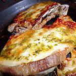 recette Côtes de veau gratinés à l'italienne