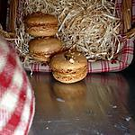 recette macarons pain d'épices