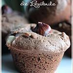recette ~Mini muffins aux brisures de chocolat et aux noisettes~