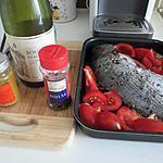 recette dorade au four et porspoder