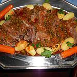 recette Langue de boeuf sauce piquante