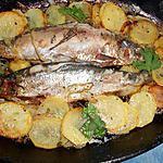 recette Hareng a la lyonnaise