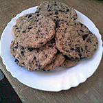 Chocolat : recette Chocolate chip cookies