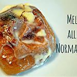 recette Pommes Normannes
