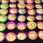 recette Mini muffins