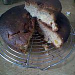 recette Gâteau au yaourt pommes et mangue