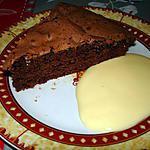 recette Moelleux au chocolat et aux amandes