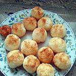 recette Petites boules à la noix de coco