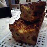 recette Gâteau de pain