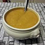 recette Potage d'automne