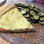 recette Tarte à la pêche aux sardines