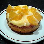 recette tartelette à l' orange et à la clémentine