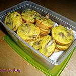 recette Mini moelleux champignons et comté