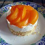 recette Ecrasé de madeleine - mascarpone et pêches