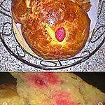 recette ~ Pognes aux pralines roses ~