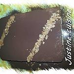 recette Mon trianon au chocolat