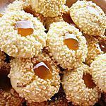 recette Nid De Confiture D'Abricot