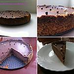 recette CHEESECAKE AU NUTELLA VERSION 2