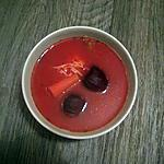 recette Soupe de betteraves rouges (recette polonaise)