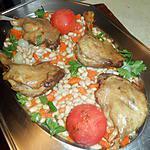 recette Confit de canard aux haricots tarbais