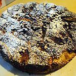 recette Gâteau aux pommes sicilien