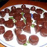 recette Mes chocolats