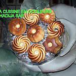 recette Petits gâteaux moelleux ananas/amandes