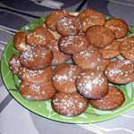 recette Amarettis aux noisettes (italie)