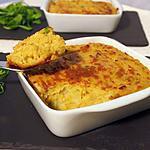 recette Gratin de pommes de terre au haddock & curry